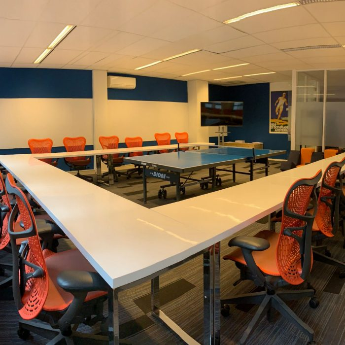 Space to Create faciliteit
