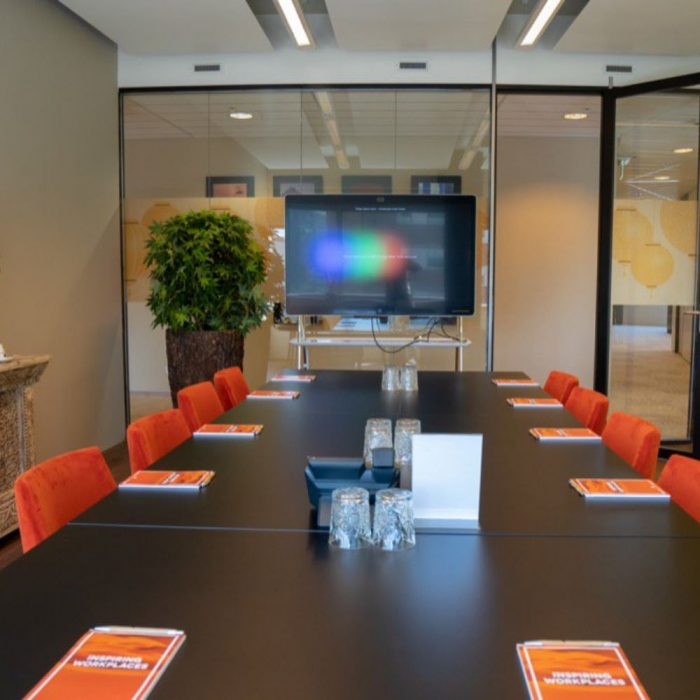 Tribes Amsterdam Arena meeting room 1