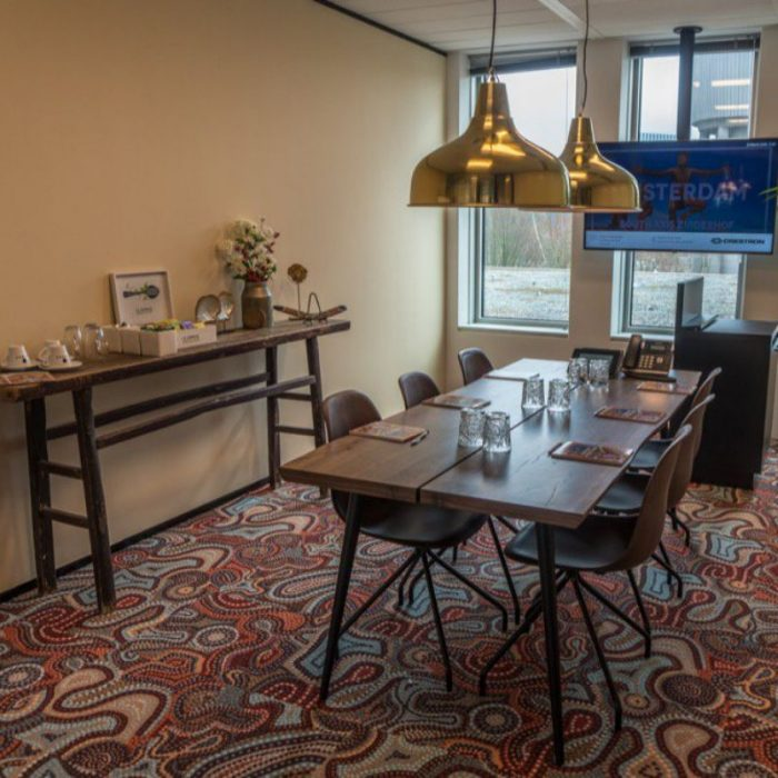 Tribes Amsterdam Zuidas Zuiderhof meeting room 1