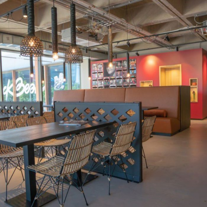 Tribes Rotterdam Centraal Station Cafe