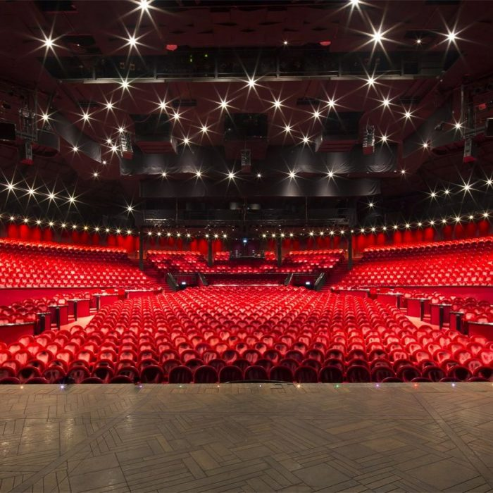 AFAS Circus Theater zaal