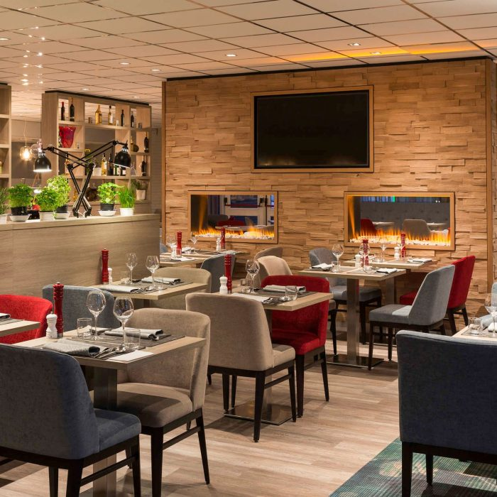Mecure Hotel Amsterdam Airport restaurant_02