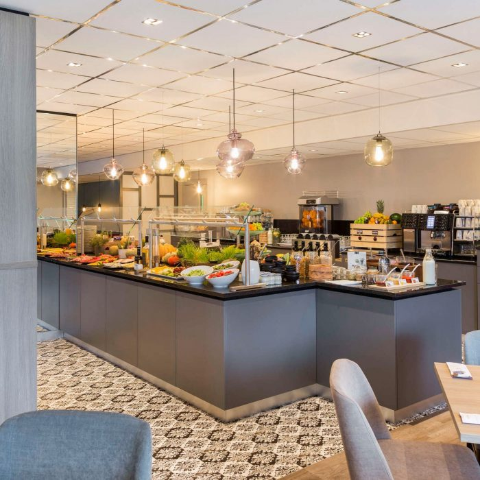 Mecure Hotel Amsterdam Airport restaurant_03