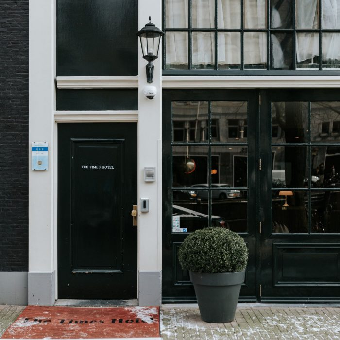 The Times Hotel exterieur