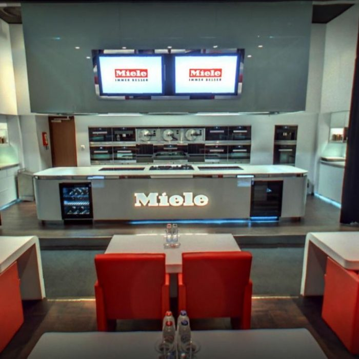 Miele Experience center workshop