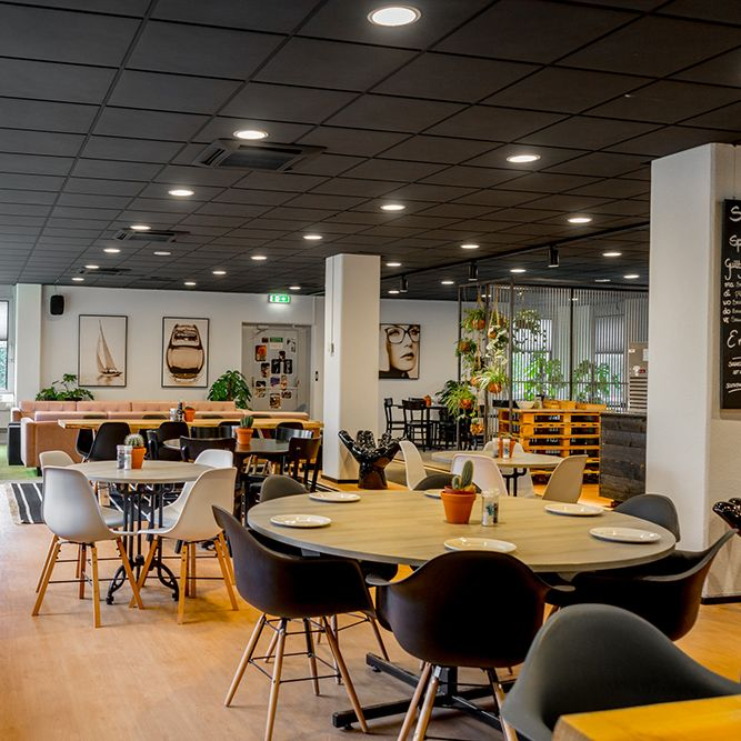 Southpark Utrecht Lunchroom