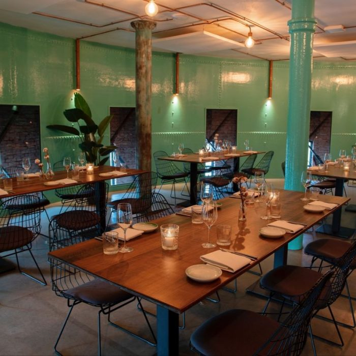 WT Urban Kitchen private dining