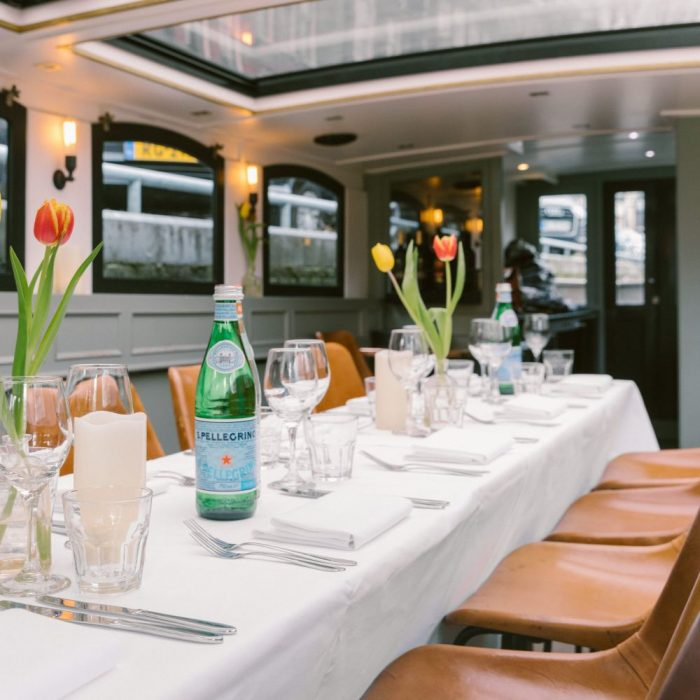 Amsterdam Boats dineropstelling