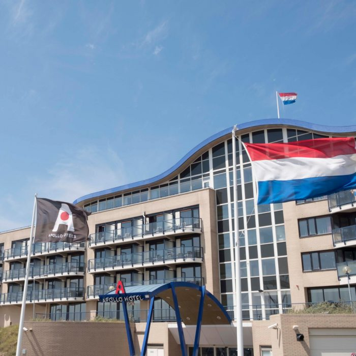 Apollo Hotel IJmuiden Seaport Beach buiten