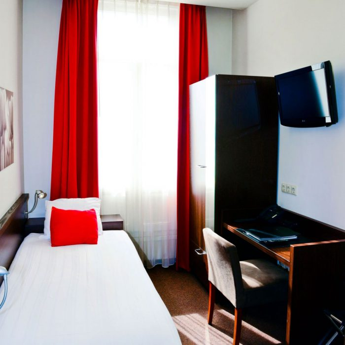 Apollo Museumhotel Amsterdam City Centre single room