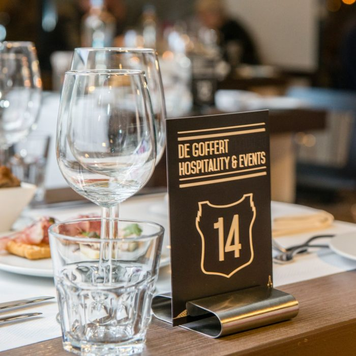 De Goffert Hospitality & Events diner