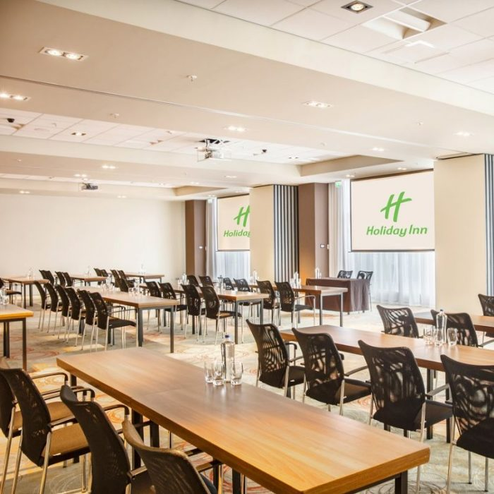 Holiday Inn Arena Towers schoolopstelling