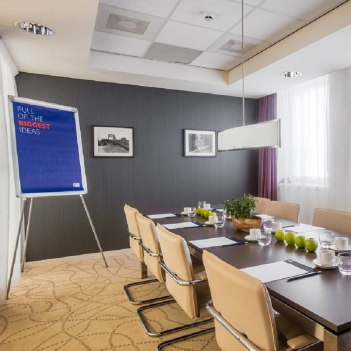 Holiday Inn Express Arnhem boardroom