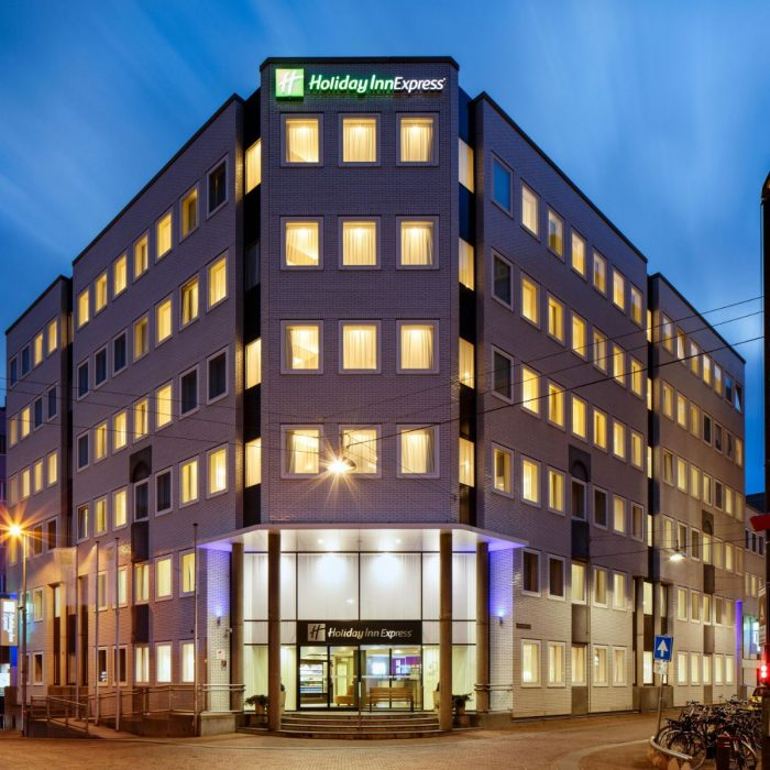 Holiday Inn Express Arnhem buitenkant