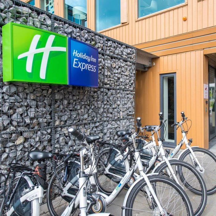 Holiday Inn Express Utrecht faciliteiten
