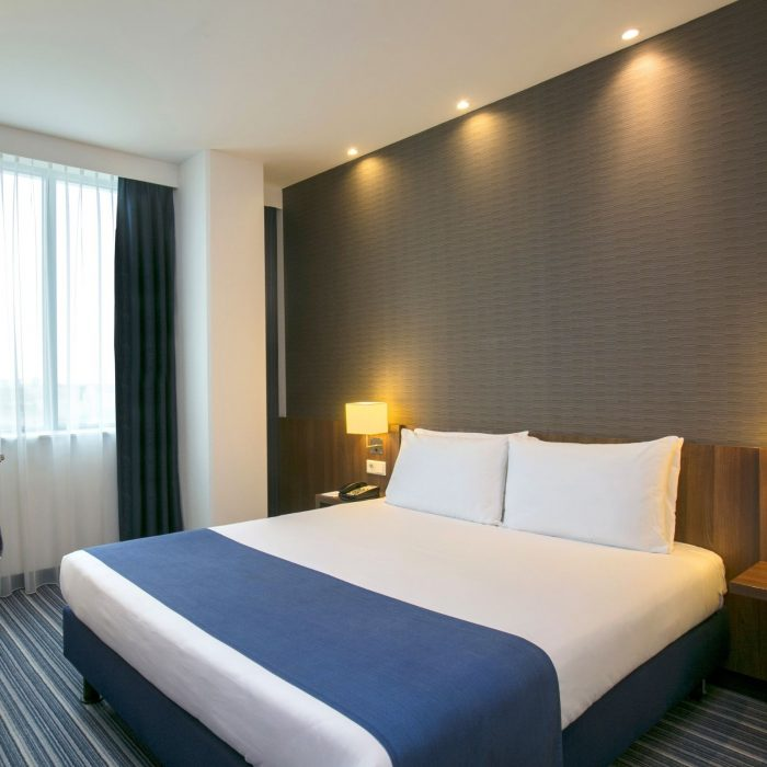 Holiday Inn Express Utrecht hotelkamer