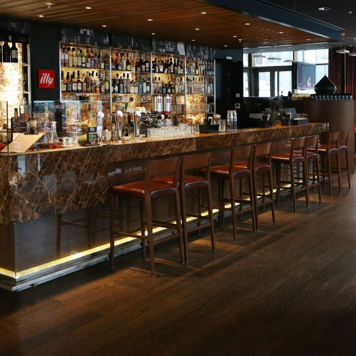 Crowne Plaza Amsterdam - South bar