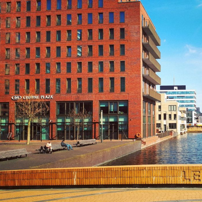 Crowne Plaza Amsterdam - South buiten