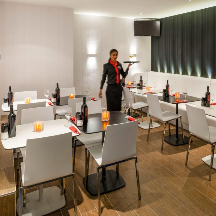 Ibis Styles Amsterdam Centraal diner