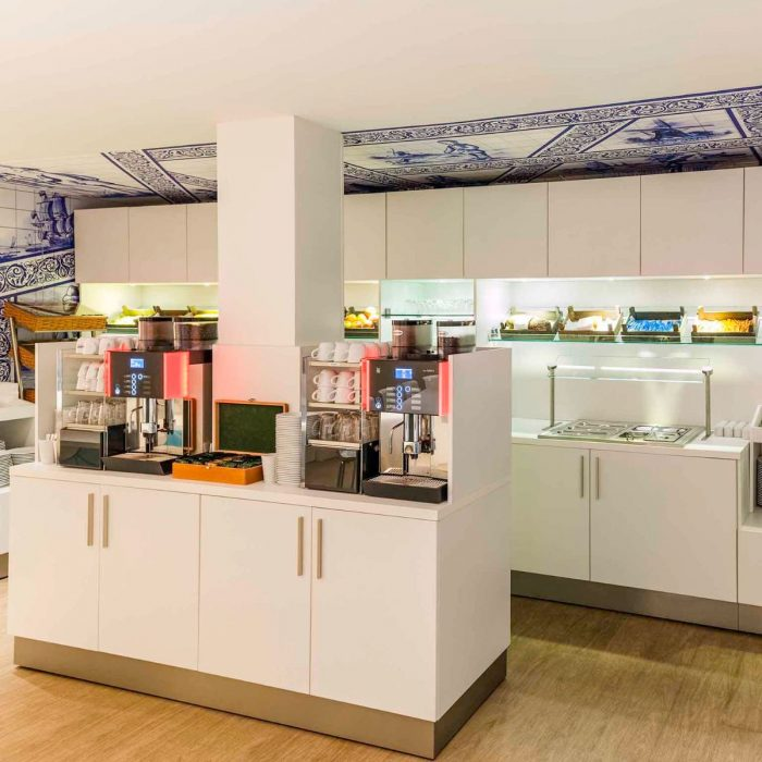 Ibis Styles Amsterdam Centraal ontbijtbuffet
