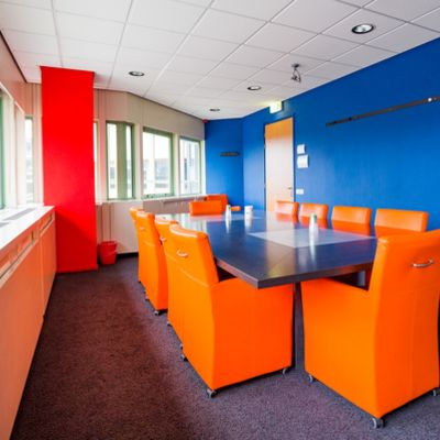 Meeting Plaza Utrecht boardroom
