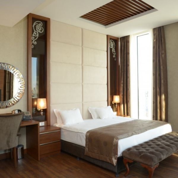 Grand Hotel Downtown luxe kamer