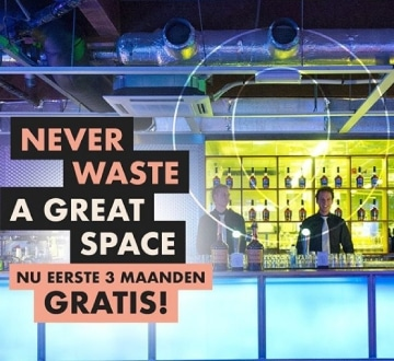 Never waste a great space - Join the family!